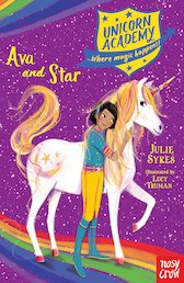 Ava and Star