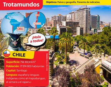 Trotamundos: ¡Chile!