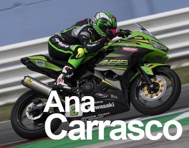 El gran éxito de Ana Carrasco