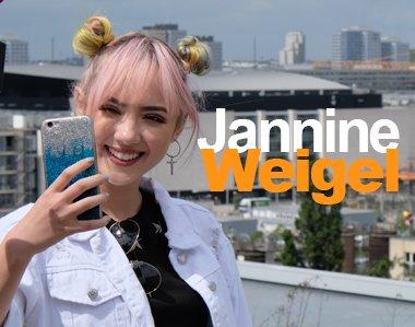 Jannine Weigel