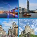 UK capital cities