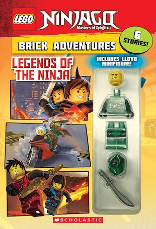 Wizard Legends Roblox Books Lego Ninjago Brick Adventures Legends Of The Ninja