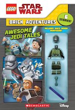 Image of LEGO® Star Wars™: LEGO® Star Wars™ Brick Adventures: Awesome Jedi Tales