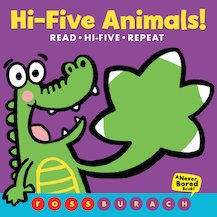 Hi-Five Animals!
