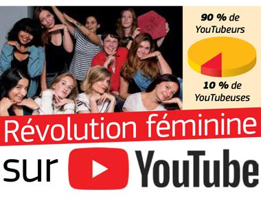 Révolution féminine sur YouTube