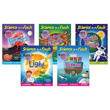 Science in a Flash Pack x 5