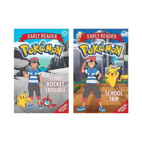 Pokémon Early Readers Pair