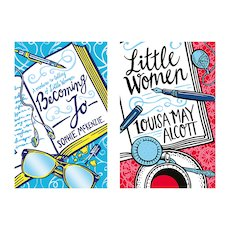 Becoming Jo & Little Women