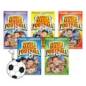 Frankie's Magic Football Pack x 5