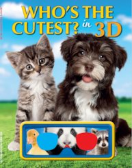 Who's the Cutest? in 3D