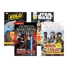 DK Readers: Star Wars™ Pack x 4
