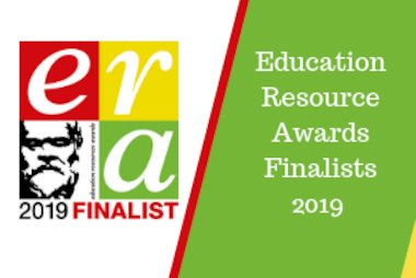 Scholastic shortlisted for three Educational Resources Awards 2019