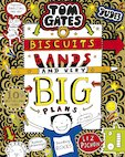 Tom Gates: Biscuits, Bands and Very Big Plans PB (NE)