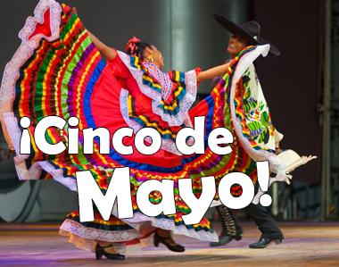 ¡Cinqo de Mayo!