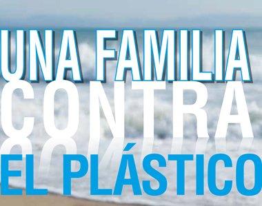 Una familia contra el plástico