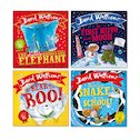 David Walliams Picture Book Pack x 4