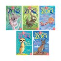 Zoe's Rescue Zoo Pack x 5