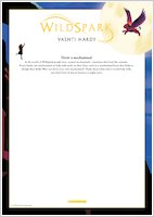 Wildspark Activity Sheet - Draw a mechanimal