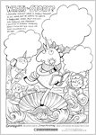 Grumpycorn - Help Unicorn and his friends come up with a new story (1 page)