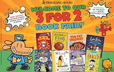 Book Fair Promotion Image - Summer 2019