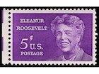 Eleanor Roosevelt's birthday