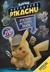 Pokémon: Detective Pikachu Sticker Activity Book