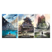 Mortal Engines: Fever Crumb Pack x 3