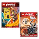 LEGO® NINJAGO™ Activity Pair