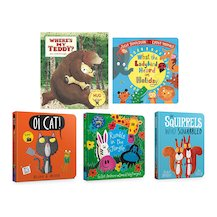 Best-Loved Board Books Pack x 5