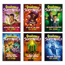 Goosebumps Slappyworld Pack x 6
