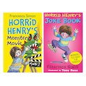 Horrid Henry's Monster Movie with FREE Joke Book