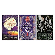 Carnegie Medal 2019 Longlist Highlights Pack x 3