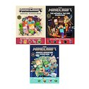 Minecraft Sticker Activity Pack x 3