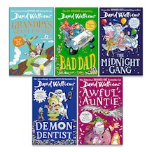 Rewards Value Pack: David Walliams x 5