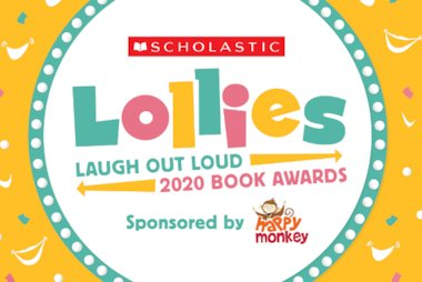 Lollies: Laugh Out Loud Book Awards 2020