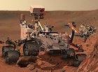 Mars Rover launched
