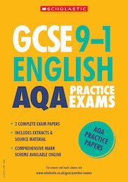 English AQA Practice Exams (2 papers)