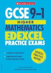Higher Mathematics Edexcel Practice Exams (3 papers)