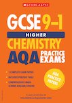 Higher Chemistry AQA Practice Exams (2 papers)