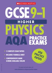 Higher Physics AQA Practice Exams (2 papers)