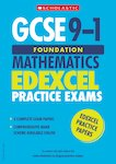 Foundation Mathematics Edexcel Practice Exams (3 papers)