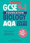 Foundation Biology AQA Practice Exams (2 papers)