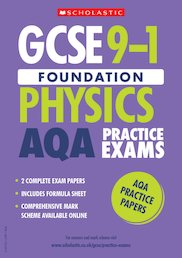 Foundation Physics AQA Practice Exams (2 papers)