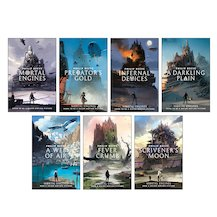 Mortal Engines Pack x 7