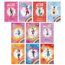 Rainbow Magic Mixed Pack x 10