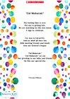 Eid Mubarak! poem