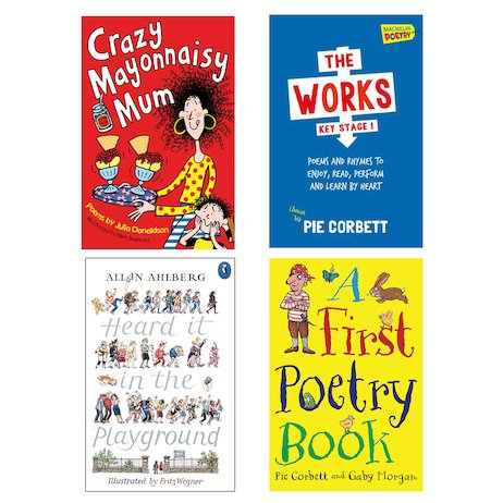 Poetry - From Reading to Writing: A Classroom Guide for Ages 7-11
