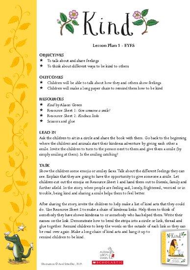 Kind - Teaching Resource pack