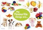 My favourite things poster