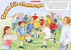 Team kit challenge poster